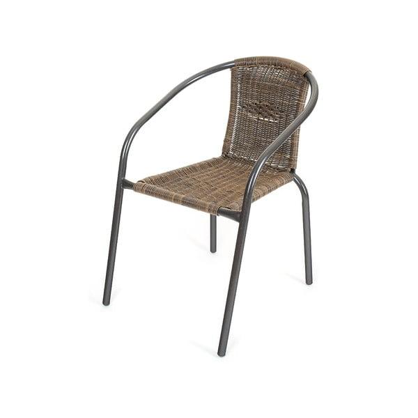 Fotel ogrodowy Ratan