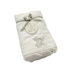 Ręcznik z inicjałem R, 50x90 cm