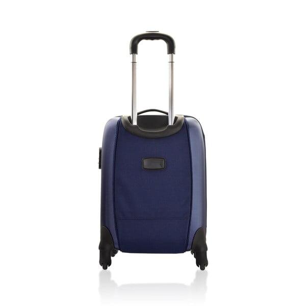 Komplet walizki i torby podróżnej Vanity Blue