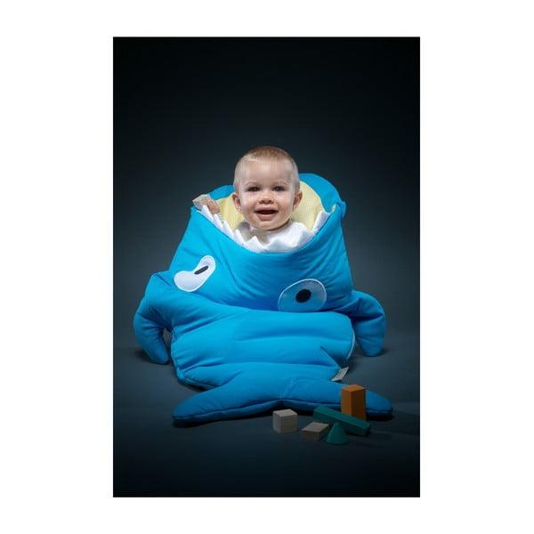 Śpiworek dla dziecka (również na lato) Blue Vichy