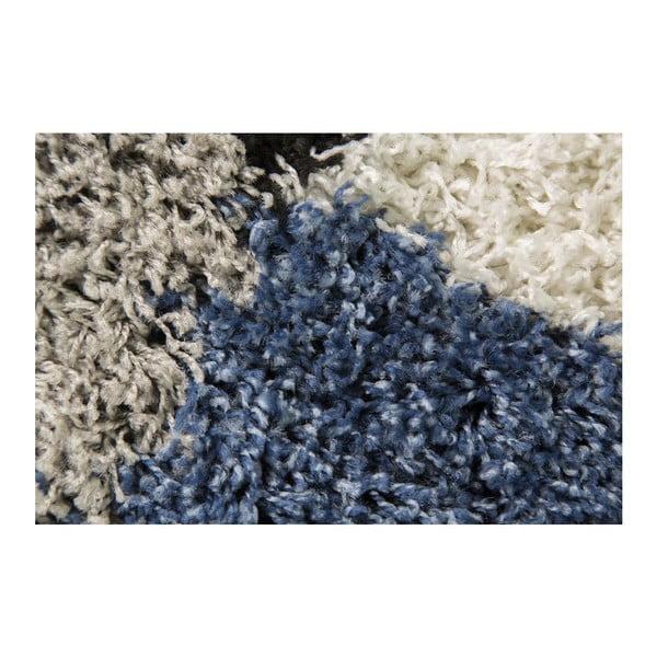 Niebiesko-szary dywan Flair Rugs Andes Blue/Grey, 160x230 cm