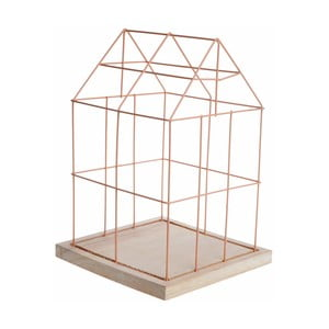 Dekoracyjna klatka Pink Cage, 41 cm