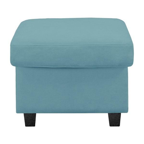 Niebieski puf Helga Interiors Victoria
