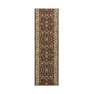 Dywan Basic Vintage, 80x200 cm, brązowy