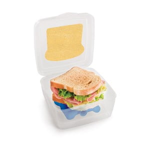 Chłodzące pudełko śniadaniowe Snips Sandwich