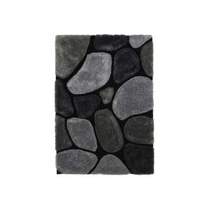 Dywan Noble House Grey Cobalt, 120x170 cm