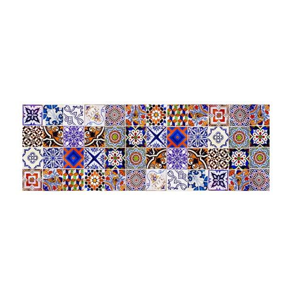 Winylowy dywan Collage, 50x140 cm