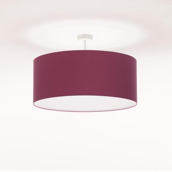 Lampa sufitowa Artist Cylinder Dark Lilac/White