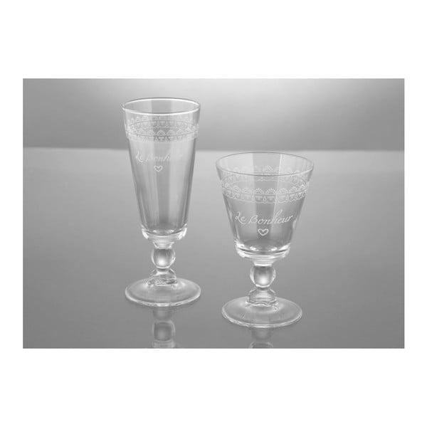 Zestaw 6 szklanek Le Bonheur