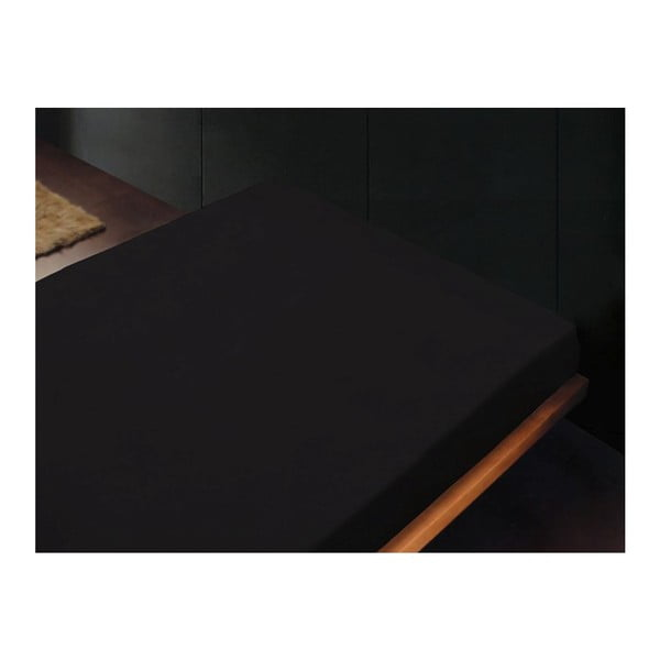 Prześcieradło Lisos Negro, 240x260 cm