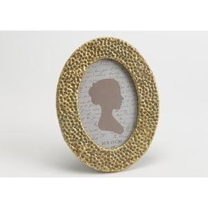 Ramka na zdjęcia Oval Gold Photo