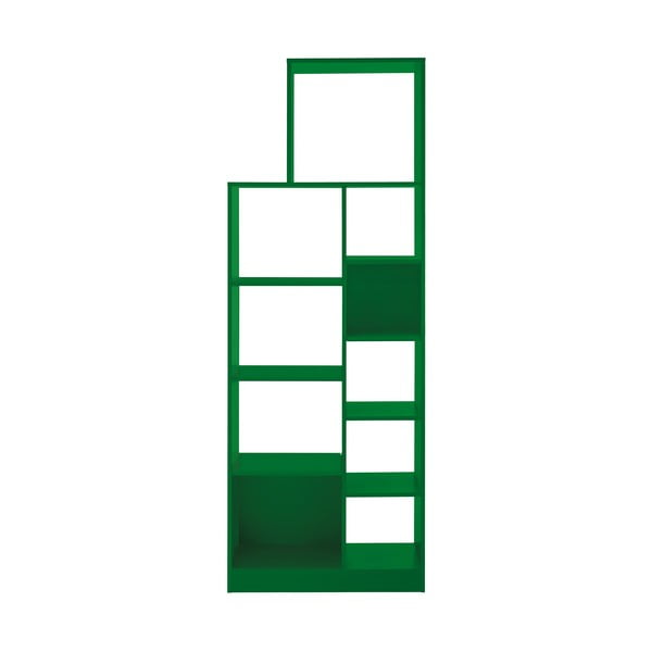 Zielona biblioteczka Woodman Volta Narrow