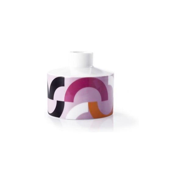 Wazon porcelanowy Remember Loop, 9 cm