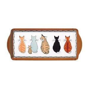 Taca melaminowa Ulster Weavers Cats In Waiting, 39cm