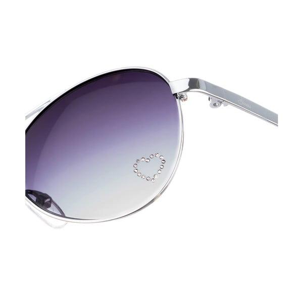 Dziecięce okulary przeciwsłoneczne Guess 117 Silver