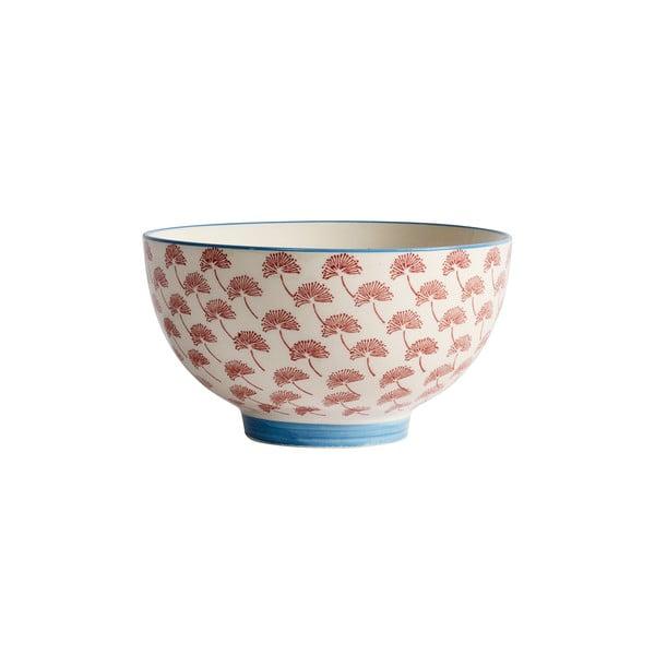 Miska Blossom Dandelion 500 ml, czerwona