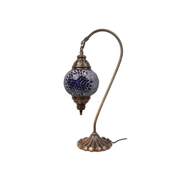 Lampka szklana Fishing II, 15 cm