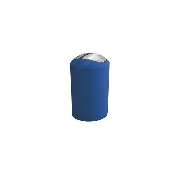 Kosz na śmieci Glossy Dark Blue, 3 l