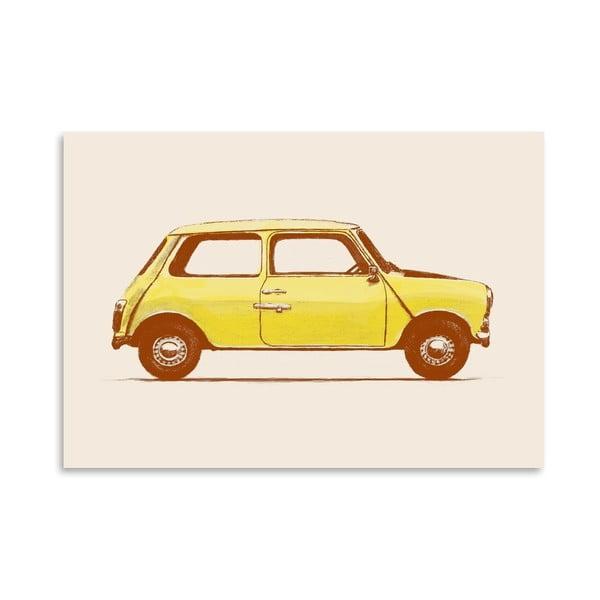 Plakat Mini - Mr Beans, 30x42 cm