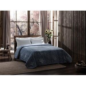 Koc Blue Knit, 150x200 cm