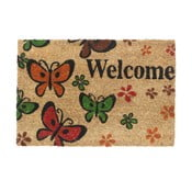 Wycieraczka Hamat Welcome Butterfly, 40x60 cm