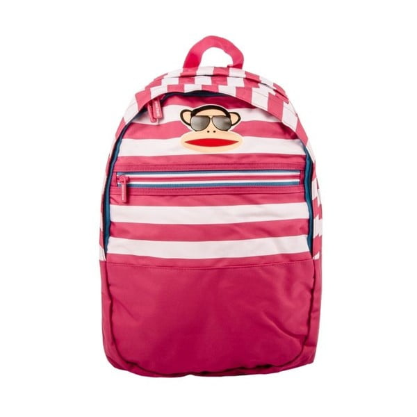 Plecak Paul Frank Pink Stripes
