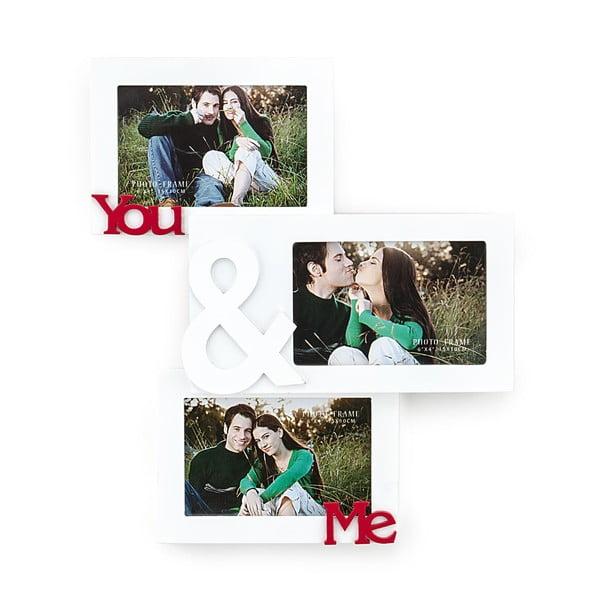 Wisząca ramka na zdjęcia Tomasucci You And Me, na zdjęcie 10x15 cm