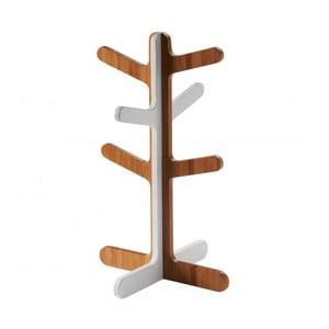 Drewniany stojak na kubki Typhoon Connect