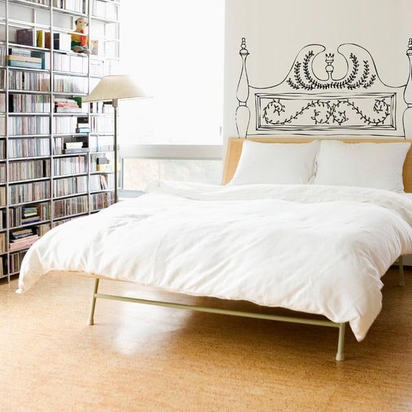 Naklejka Royal Headboard, 110x155 cm