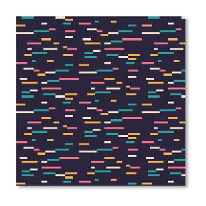 Plakat Pattern 3, 30x30 cm
