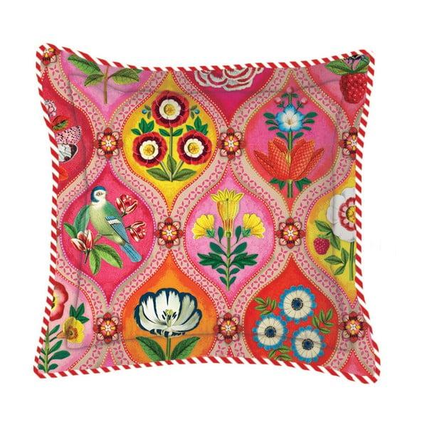 Poduszka Fairy Tiles Pink, 45x45 cm