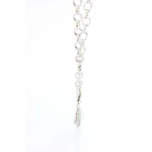 Naszyjnik z kryształami Swarovski Elements Laura Bruni Odette