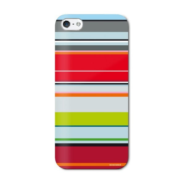 Etui na telefon iPhone 4/4S Stripy