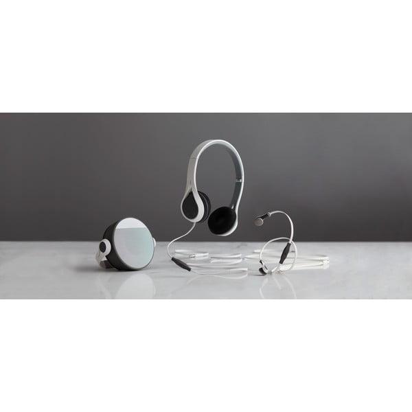 Słuchawki Oova Mic Grey/White