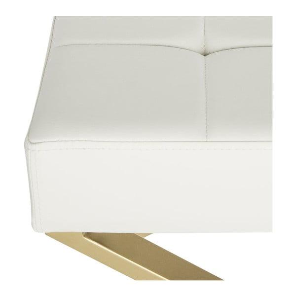 Stołek X-Bench, biały