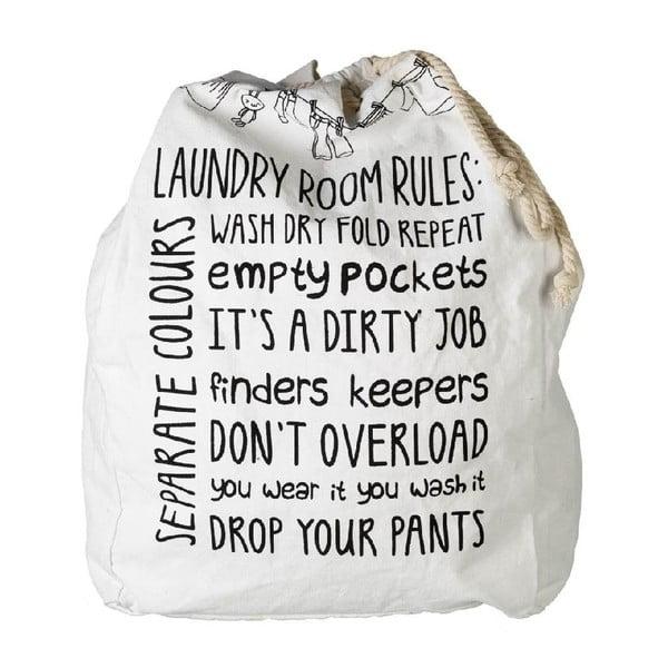 Worek na brudne pranie Laundry Rules