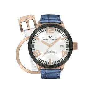 Zegarek męski Marc Coblen z dodatkowym paskiem i obręczą P37