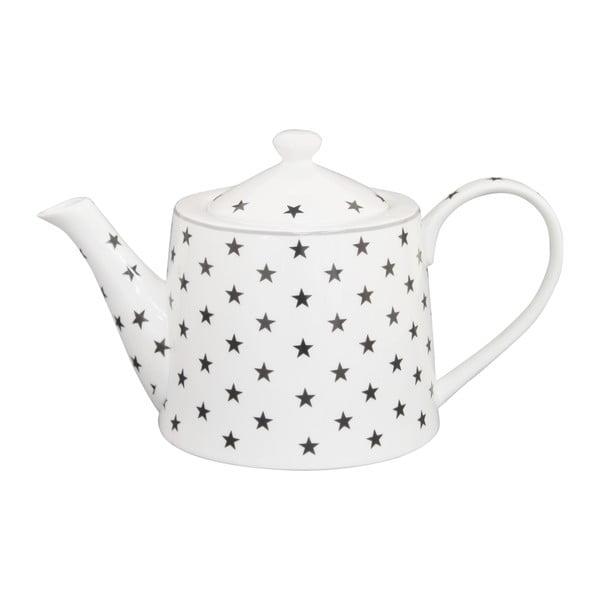 Dzbanek na herbatę Krasilnikoff Charcoal Star