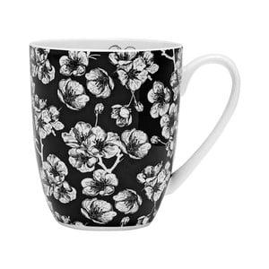 Kubek z porcelany kostnej Ashdene Amelia Blossom Floral, 350ml