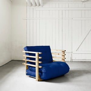Fotel rozkładany Karup Funk Natural/Royal