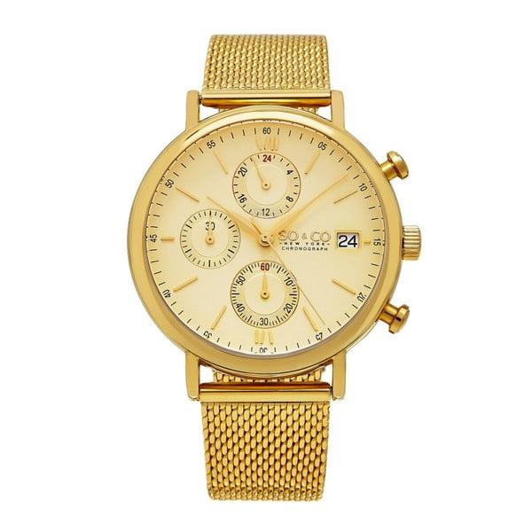 Zegarek męski Monticello Richman Gold