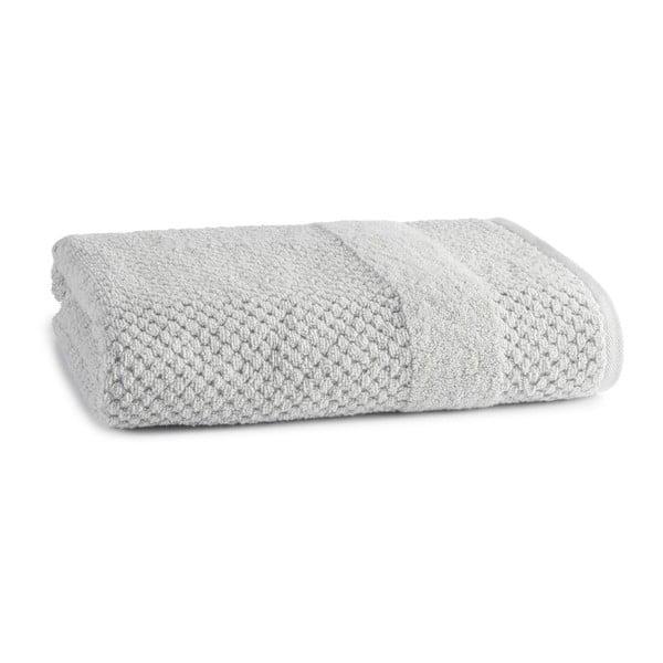 Ręcznik Honeycomb Silver, 89x173 cm