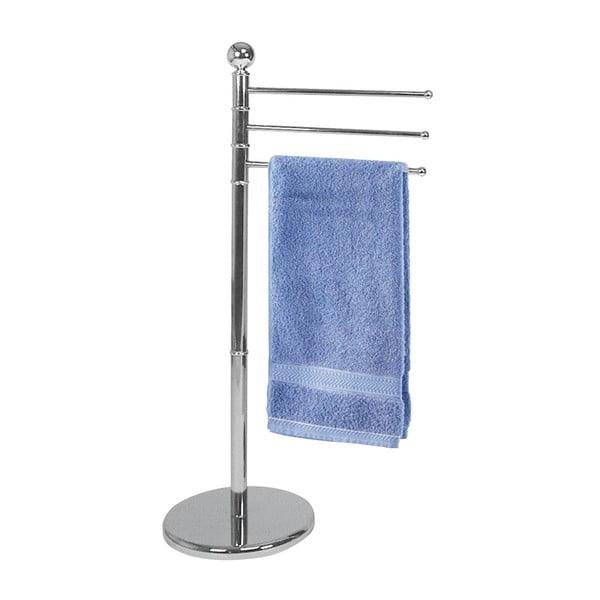 Chromowany wieszak na ręczniki Wenko Exclusive