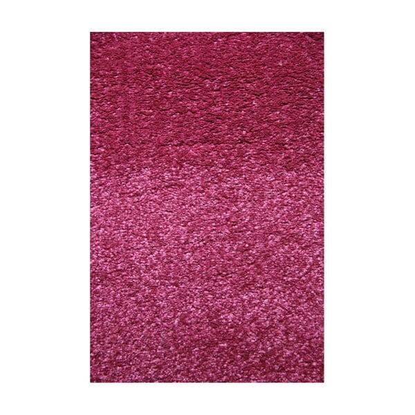 Różowy dywan Eko Rugs Young, 80x150cm