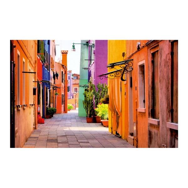 Obraz Kolory ulicy, 45x70 cm