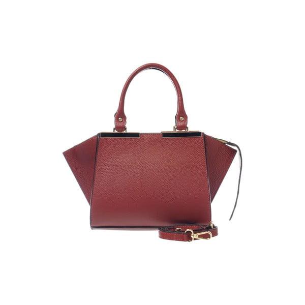 Skórzana torebka Fashion Bag Red