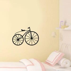 Naklejka winylowa naścienna Na rowerze