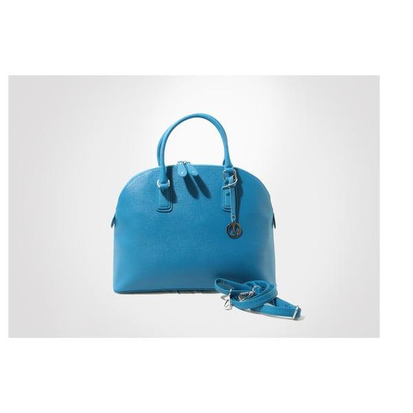 Skórzana torebka Mary, royal