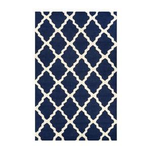Wełniany dywan Navyno, 107x166 cm