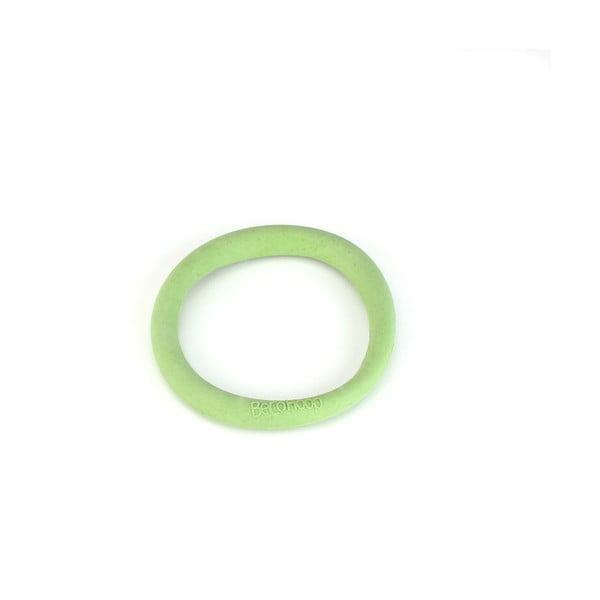 Obręcz, zabawka dla psa Hoop Small, zielona